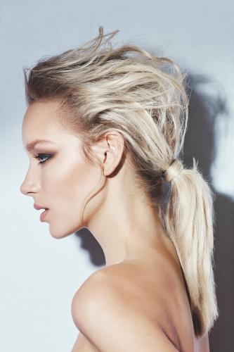 Araman New York Hair Photographer - Blonde Hair